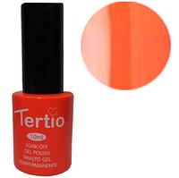 TERTIO гель - лак № 016 (неоновый кислотно-оранжевый) 10 мл
