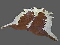 Шкура Skin Bogdan brown/white K-3 2.47x2.50