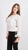 Женская рубашка с длинным рукавом