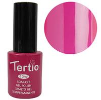 TERTIO гель - лак № 018 (светло-баклажановый) 10 мл