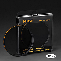 Светофильтр NISI Filter LR CPL (W) 67mm