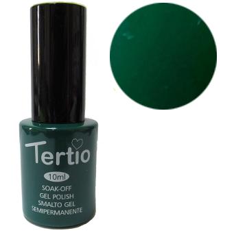 TERTIO гель - лак № 023 (зеленая листва) 10 мл