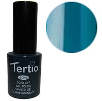 TERTIO гель - лак № 024 (темно-бирюзовый) 10 мл