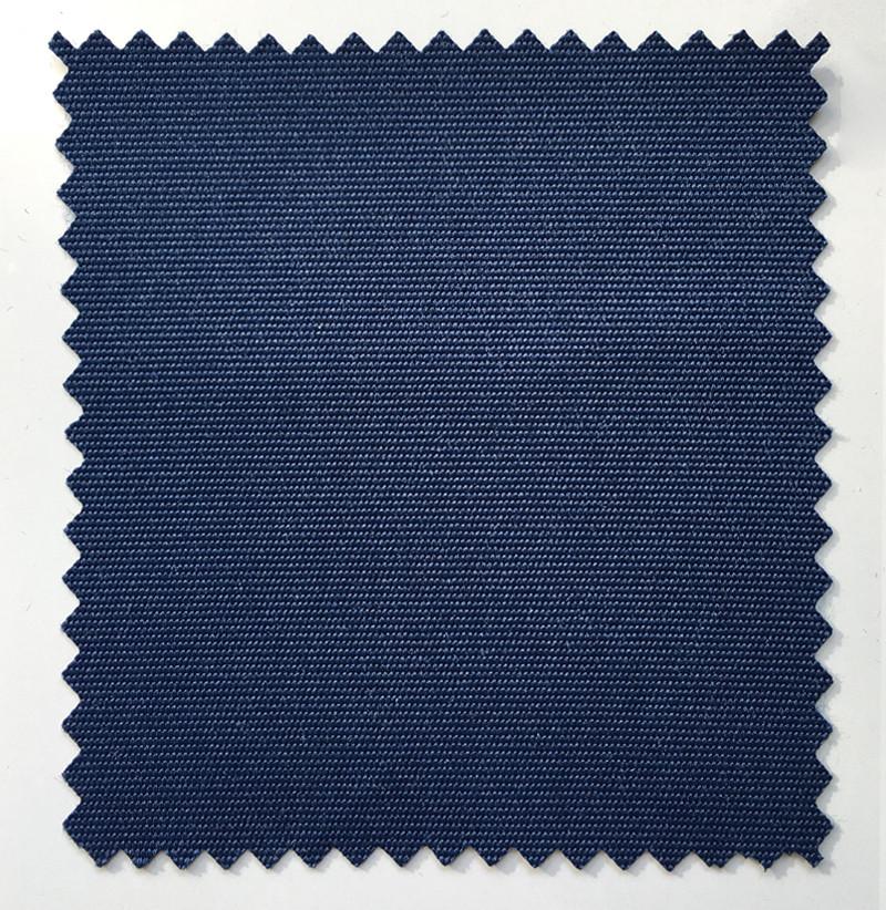 Ткань Барселона 450D палаточная, полиэстр - Темно-синяя