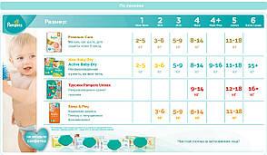 Подгузники Pampers Active Baby-Dry Размер 3 (Midi) 5-9 кг, 90шт, фото 3
