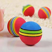 Игрушка мяч для кота