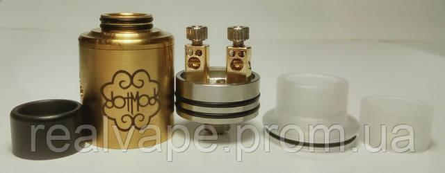 Rebuildable Dripping Atomizer (RDA), дрипка для электронной сигареты, дрипка в Украине, дрипка купить