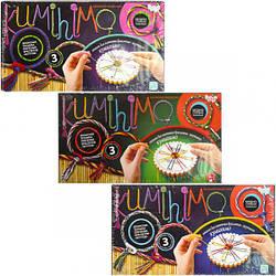 """Набор """"Кумихимо"""" - плетение браслетов-жгутов"""
