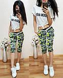 Женские модные камуфляжные капри / бриджи (3 цвета), фото 2