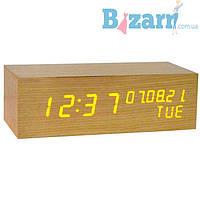 Часы настольные деревянные ЧНД