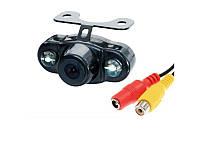 Универсальная камера заднего вида E400