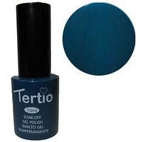 TERTIO гель - лак № 028(васильковый) 10 мл