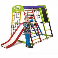 СПОРТИВНЫЙ УГОЛОК для детей «Юнга+3», фото 1