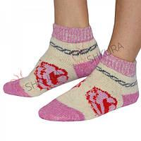 Женские носки, укороченные 01