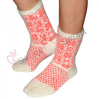 Носки из ангорской шерсти, женские 03