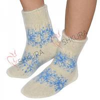 Носки из ангорской шерсти, женские 05