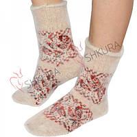 Носки из ангорской шерсти, женские 02