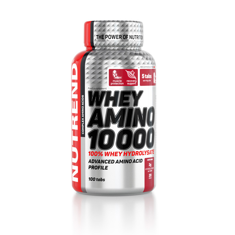 Nutrend Whey Amino 10 000 100tabs