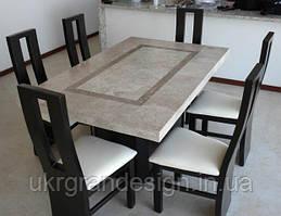 Столы из натурального камня