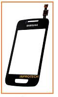Сенсор (тачскрин) Samsung GT-S5380 Wave Y Black Original