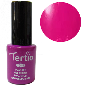 TERTIO гель - лак № 031(малиново-пурпурный) 10 мл