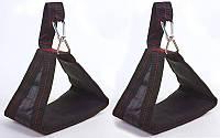 Петли подвесные (петли Береша) AS5001 (PL, металл, упор на локти)