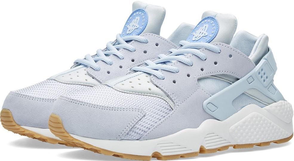 Кроссовки женские Nike Air Huarache Baby Blue - ТЕХНОЛЮКС в Запорожье 15dc63d9746