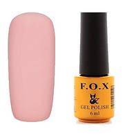 Гель-лак FOX French 114 розовый