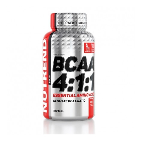 Nutrend BCAA 4:1:1 100tabs