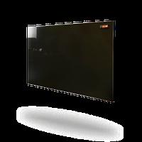 Керамічна панель обігрівач DIMOL Mini 01 з терморегулятором (чорний графіт), фото 1