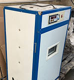 Инкубатор фермерский PRO HHD 352 автомат (на 400 яиц), фото 9
