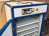 Инкубатор фермерский PRO HHD 352 автомат (на 400 яиц), фото 4