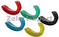 Капа боксерская односторонняя (одночелюстная) PR602 PR36130003 (термопластик, цвета в ассортименте)