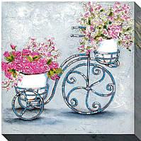 """Набор для вышивки бисером """"Винтажные цветы 1"""""""