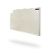 Керамічна панель обігрівач DIMOL Mini 01 з терморегулятором (кремова)