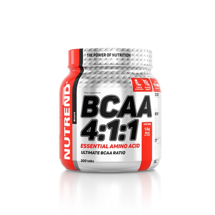 Nutrend BCAA 4:1:1 300tabs