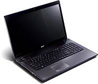 Ноутбук бу Acer Aspire 7741G Core i3 M380-2.53 GHz/4Gb/250Gb/Radeon 6370m-512мб