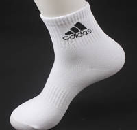Мужские носки Adidas белые
