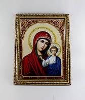 ИКОНА КАЗАНСКАЯ БОЖЬЯ МАТЕРЬ R3 40*60