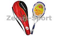 Ракетка для большого тенниса BOSHIKA 758 (поликарбон)