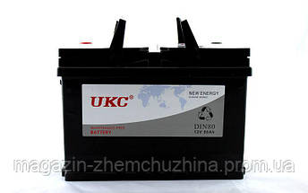 Автомобильный Аккумулятор 12v 60A UKC. Аккумулятор с уровнем электролита автомобильный., фото 3
