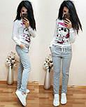 Женские модные спортивные брюки /штаны (2 цвета), фото 2
