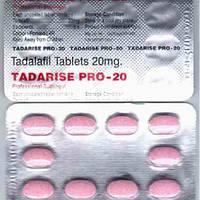 Tadarise Pro-20 (Сиалис) с фруктовым вкусом