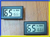 Измеритель влажности + термометр цифровой