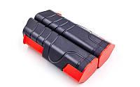 Сетка для настольного тенниса с кнопочным креплением C-4609 (пластик, NY, PVC чехол)