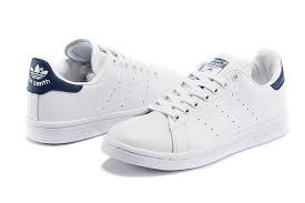 Кроссовки мужские в стиле Adidas Stan Smith White Blue - FashionVerdict -  интернет-магазин 736fe6215bb
