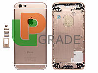 Корпус для iPhone 6S, золотистый