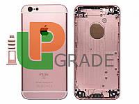 Корпус для iPhone 6S Plus, золотистый