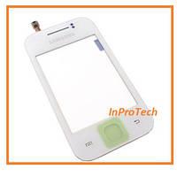 Сенсор (тачскрин) Samsung GT-S5360 Galaxy Y White Original
