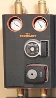 Смесительная насосная группа быстрого монтажа с утеплением под насос 130 мм Termojet НГ-48П DN 25